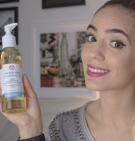 [Beleza Coreana] Cleansing Oil – The Body Shop