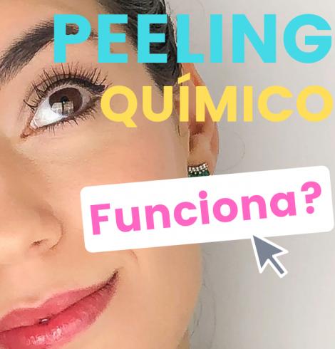 Peeling Químico – Vale a Pena?